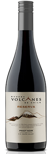 Volcanes de Chile Pinot Noir Summit Reserva 2014 750ml